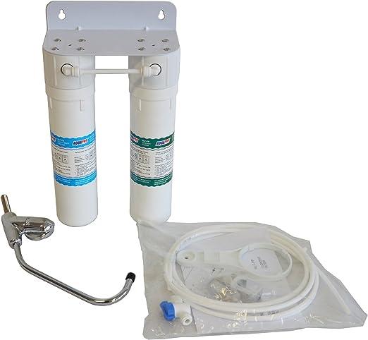 Aquapro - Sistema filtrante purificador de agua Light con 2 ...