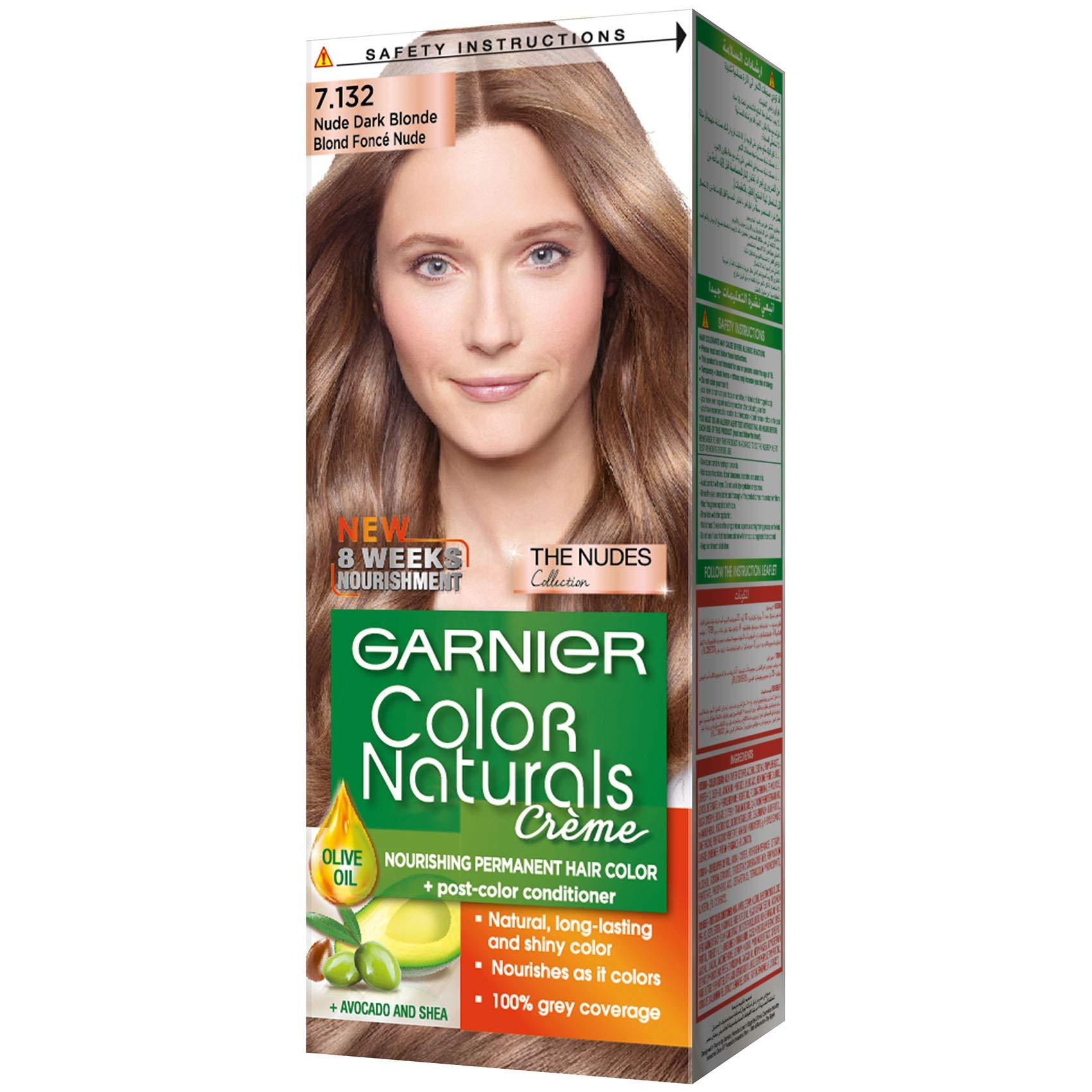 Buy Hair Color For 8 Weeks Nourishing - Garnier