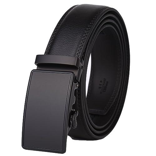 Dante Men's Leather Ratchet Dress Belt Review