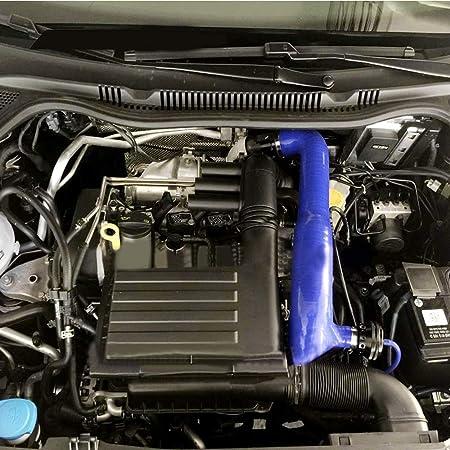 Amazon.com: PQYRACING Dump valve blow off valve bov silicone hose set Compatible For the 1.2 1.4 TSI engine 2015 VW Skoda Audi Seat: Automotive