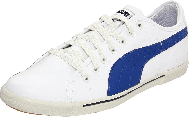 puma benecio leather sneakers