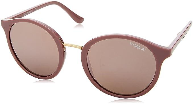 Vogue 0vo5166s 25655r 51 Gafas de Sol, Antique Pink, Mujer ...