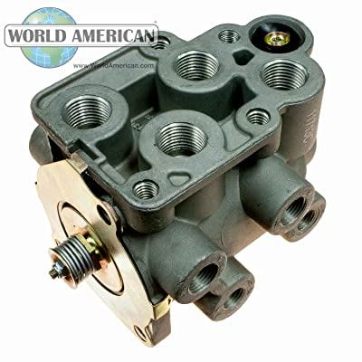 World American WA101818 Foot Type Valve: Automotive [5Bkhe0102652]
