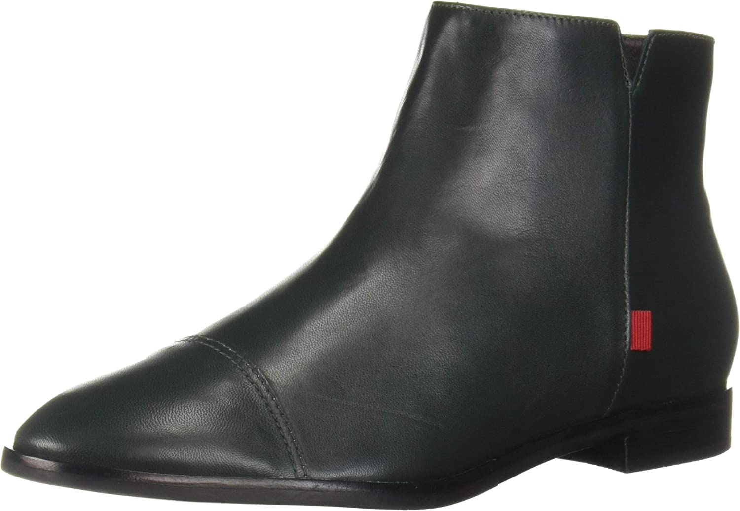 MARC JOSEPH NEW YORK Women's Leather Made in Brazil Soho Bootie Ankle Boot