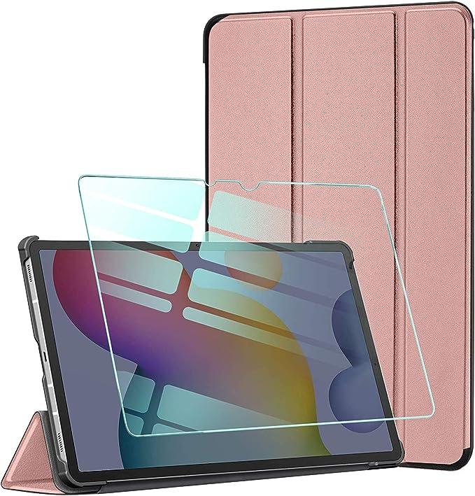 Aroyi Hülle Für Huawei Matepad T10 2020 Panzerglas Computer Zubehör