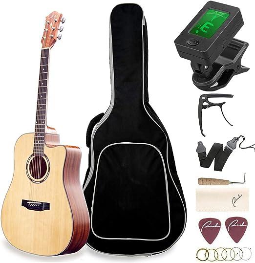 Principiante Guitarra Acústica 41