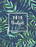2019 Budget Planner: Expense Tracker Bill Organizer Monthly Budgeting
