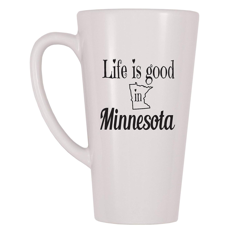 11 oz 4 All Times Life Is Good In Minnesota Coffee Mug