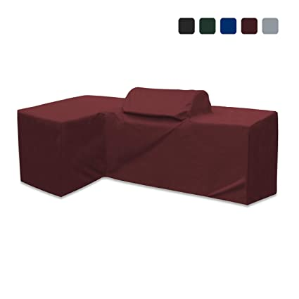 Amazon.com : COVERS & ALL Outdoor Kitchen Cover 18 Oz ...