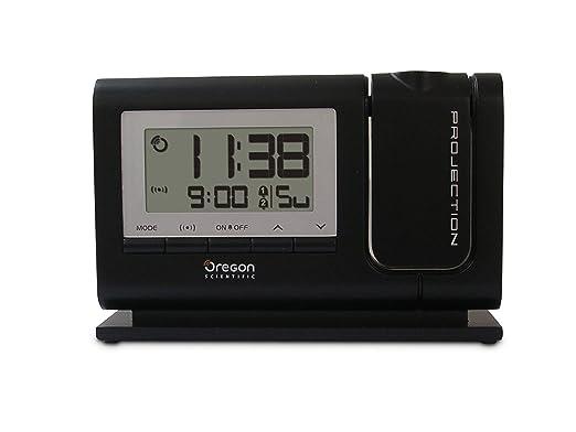248 opinioni per Oregon Scientific RM308P Orologio con proiezione e doppio allarme sveglia, Nero