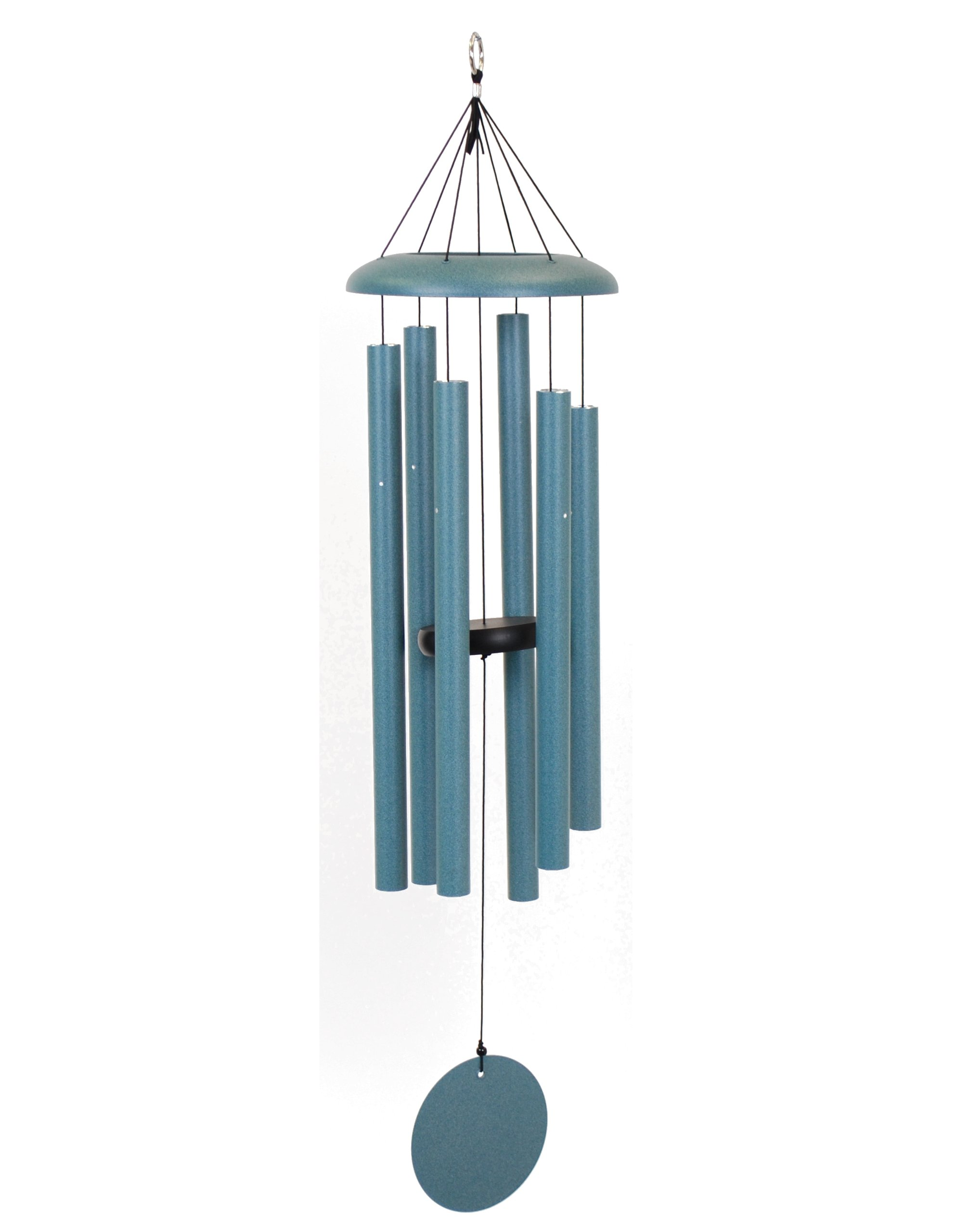 Corinthian Bells 36-inch Windchime, Patina Green