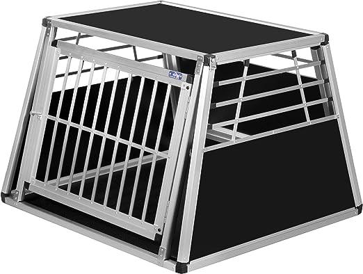 Alpuna Transportbox N2 92x97x68 5cm Notausstieg Haustier