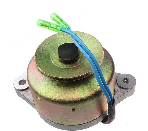 Weelparz 15531-64013 15531-64016 15531-64017 Part Alternator for Kubota Excavators K008 K008-3 KH007 KH35 KH41 KH61 E5700-64013 E5700-640