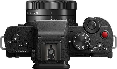 Panasonic Lumix Dc G110veg K Systemkamera Kamera