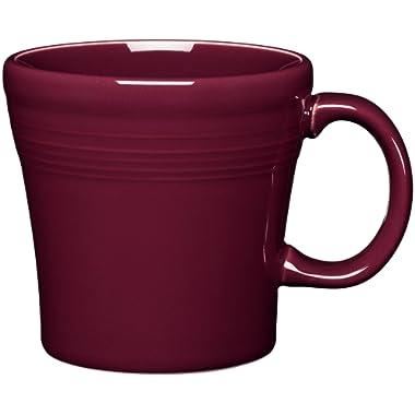 Fiesta 15-Ounce Tapered Mug, Claret