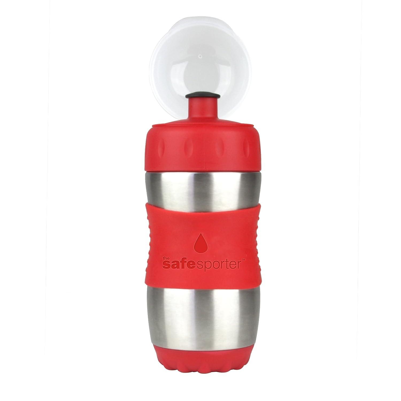 Kid Basix The Safe Sporter Water Bottle, 12-Ounce, Purple 263