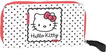 FAB Starpoint Big Girls' Hello Kitty Always Classic White Zip Wallet