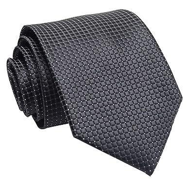 BOZEVON Corbata de Hombres Negocios Casual Corbata Varios Colores ...