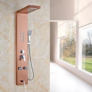 Tw Panel de ducha de baño de alta calidad de acero inoxidable Baño ...