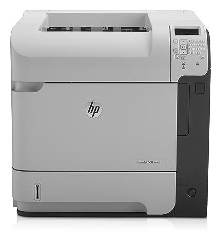 HP Laserjet Enterprise 600 M602N - Impresora Láser Blanco y ...