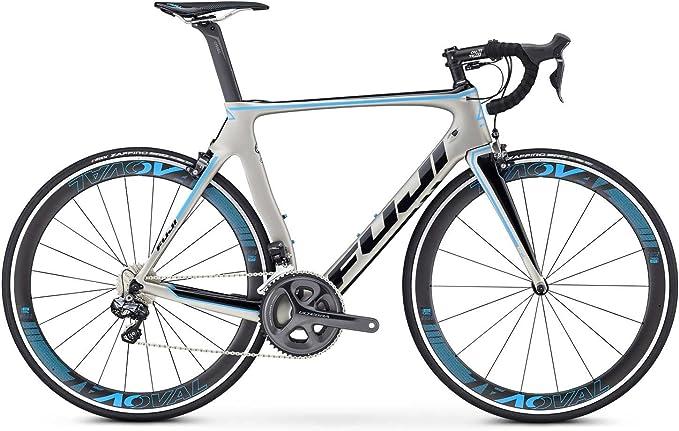Bicicleta de carretera FUJI Transonic 2.1 2018 – 52 cm: Amazon.es ...