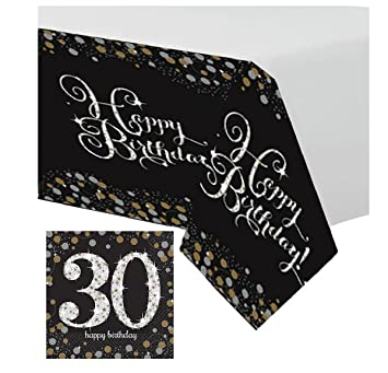 festefeiern-shop.de Fija celebran Cumpleaños Decoración para ...