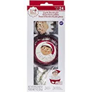 Wilton Elf on the Shelf Cupcake Decorating Kit