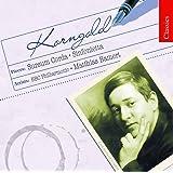 Erich Wolfgang Korngold Sursum Op.13 - Sinfonietta Op.5
