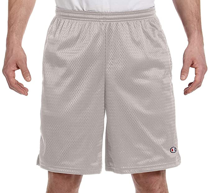 16aef4776cc6 Champion - Long Mesh Shorts with Pockets    XL