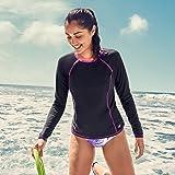 Speedo Women's Long Sleeve Swim Tee, Very