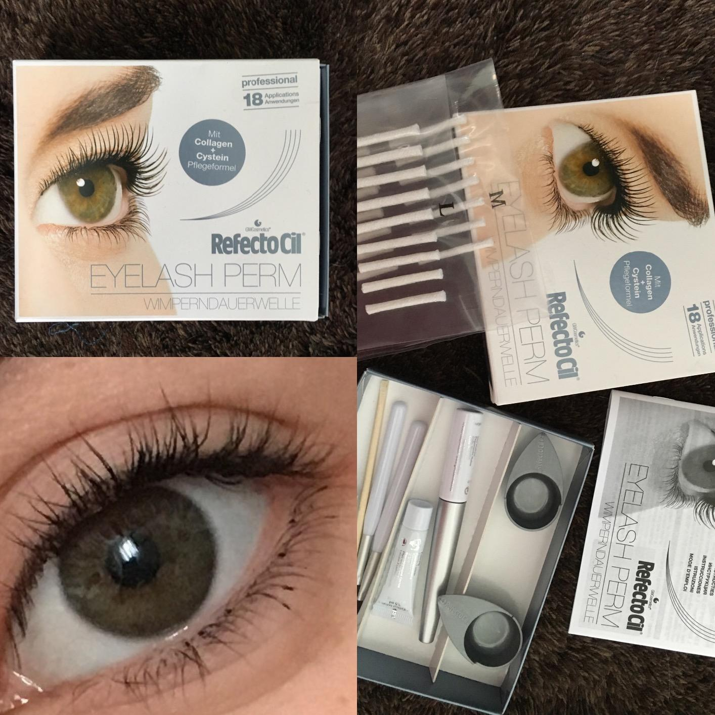 RefectoCil Starterset Wimperndauerwelle - Wimpernwelle Sets