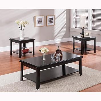 milton greens stars 6607 3 piece argos coffee and end table set ebony argos pc living room set