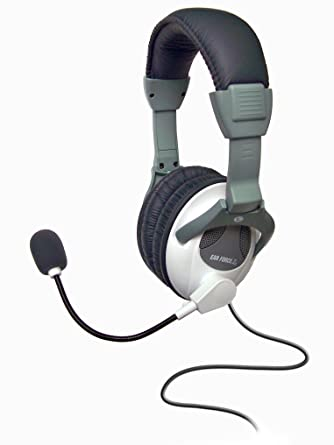 Amazon com: Ear Force X1 Stereo Headset with Chat - Xbox 360