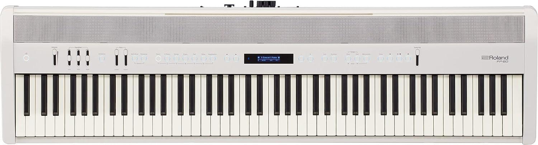 Roland, 88-Key Digital Pianos-Stage, 88 keys (FP-60-WH), 88 keys