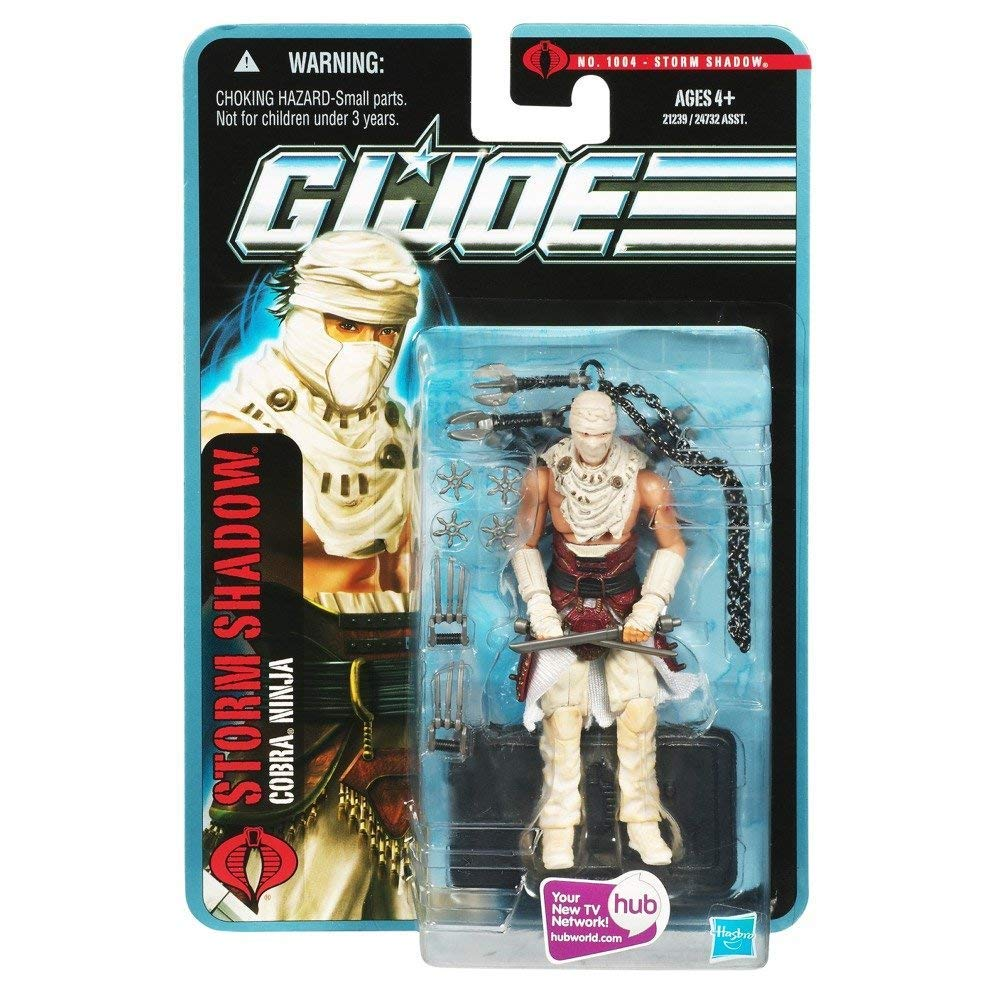 G.I. Joe Storm Shadow Cobra Ninja - The Pursuit of Cobra ...