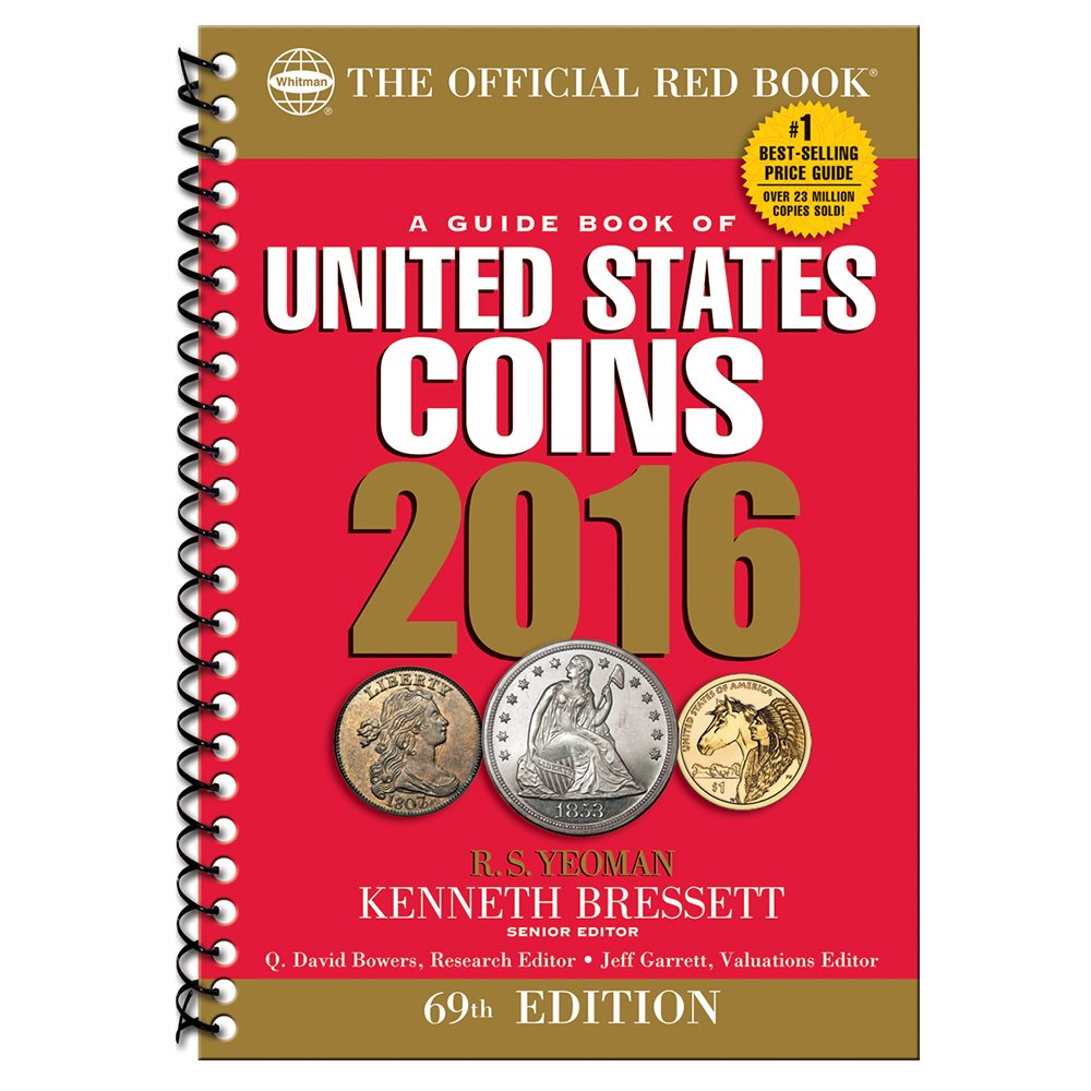 Buy A Guide Book of United States Coins 2016: The Official Red Book