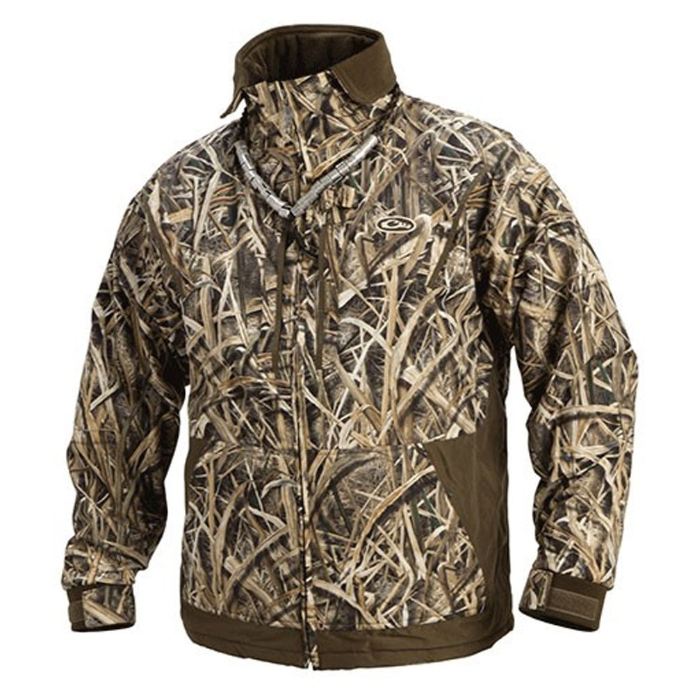 Amazon.com: Drake Waterfowl Waterfowl Flece Lined Pullover: Clothing