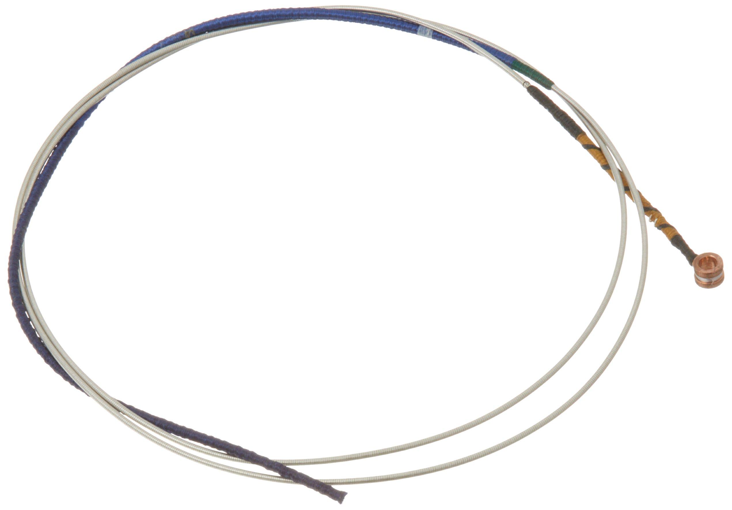 Super Sensitive Strings 7507S Coated Steel Viola Strings, Medium