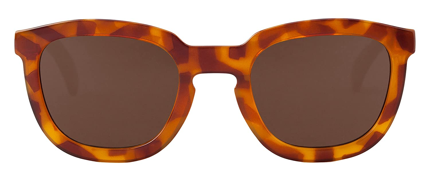 MR, Leo tortoise lemarais with classical lenses - Gafas De Sol unisex multicolor (carey), talla única