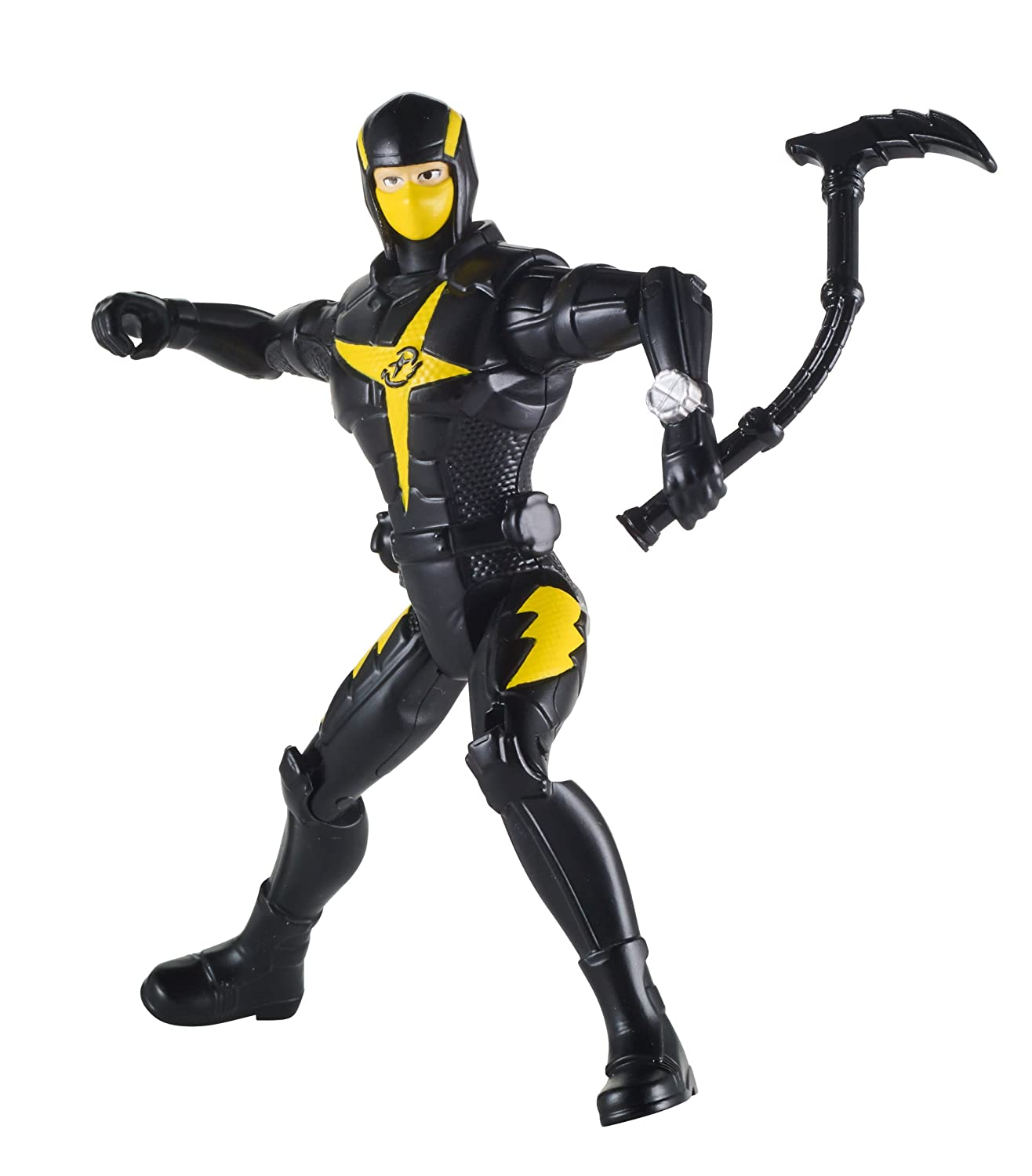Power Rangers Ninja Steel 5-Inch Training Mode Yellow Ranger