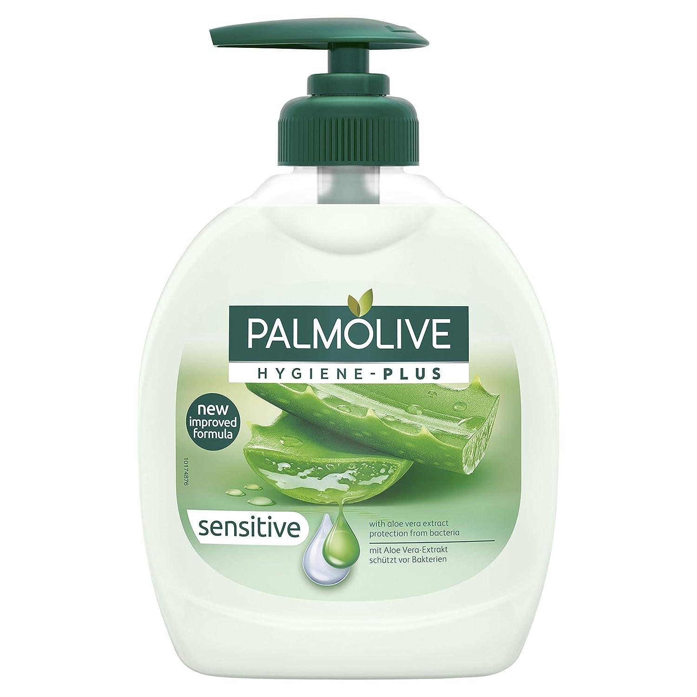 Palmolive Hygiene-Plus Sensitive Flüssigseife 4x 300 ml um 3,45€