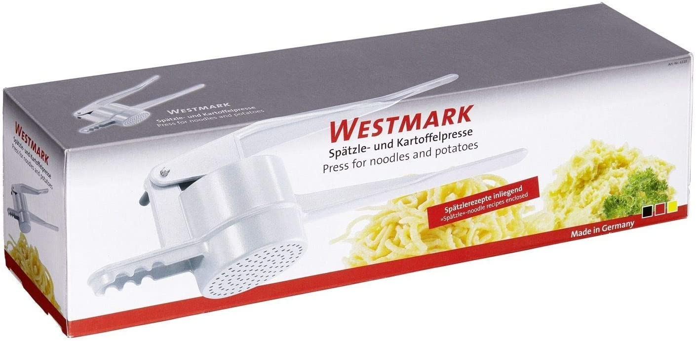 Spaetzle Classic Round Noodle Maker by Westmark Renewed