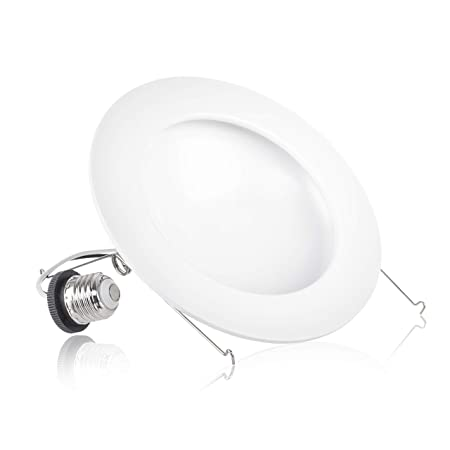 new concept 8c618 441a3 1-Pack)- 6 inch Indirect LED Downlight Trim, 15W (100W ...