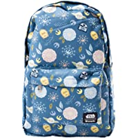 Loungefly Star Wars Bloom Character Print Backpack