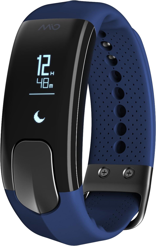 Mio Slice Heart Rate Activity Tracker Physi-cal Enterprises 60P-BLK-LRG-Parent