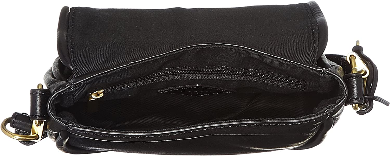 zb7274 Sac port/é travers Rumi taille 18.42 cm Fossil