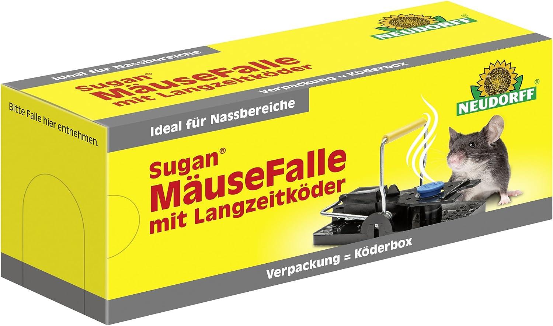 Neudorff 797 Sugan - trampa de cebo a largo plazo: Amazon.es: Bricolaje y herramientas