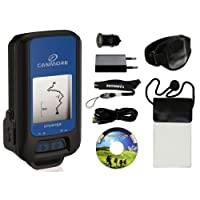 G-PORTER GP-102+ Outdoor GPS Gerät - XXL Set (blau)