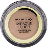 Max Factor Miracle Touch Compact Foundation, Liquid Illusion, 40 Creamy Ivory, 12g
