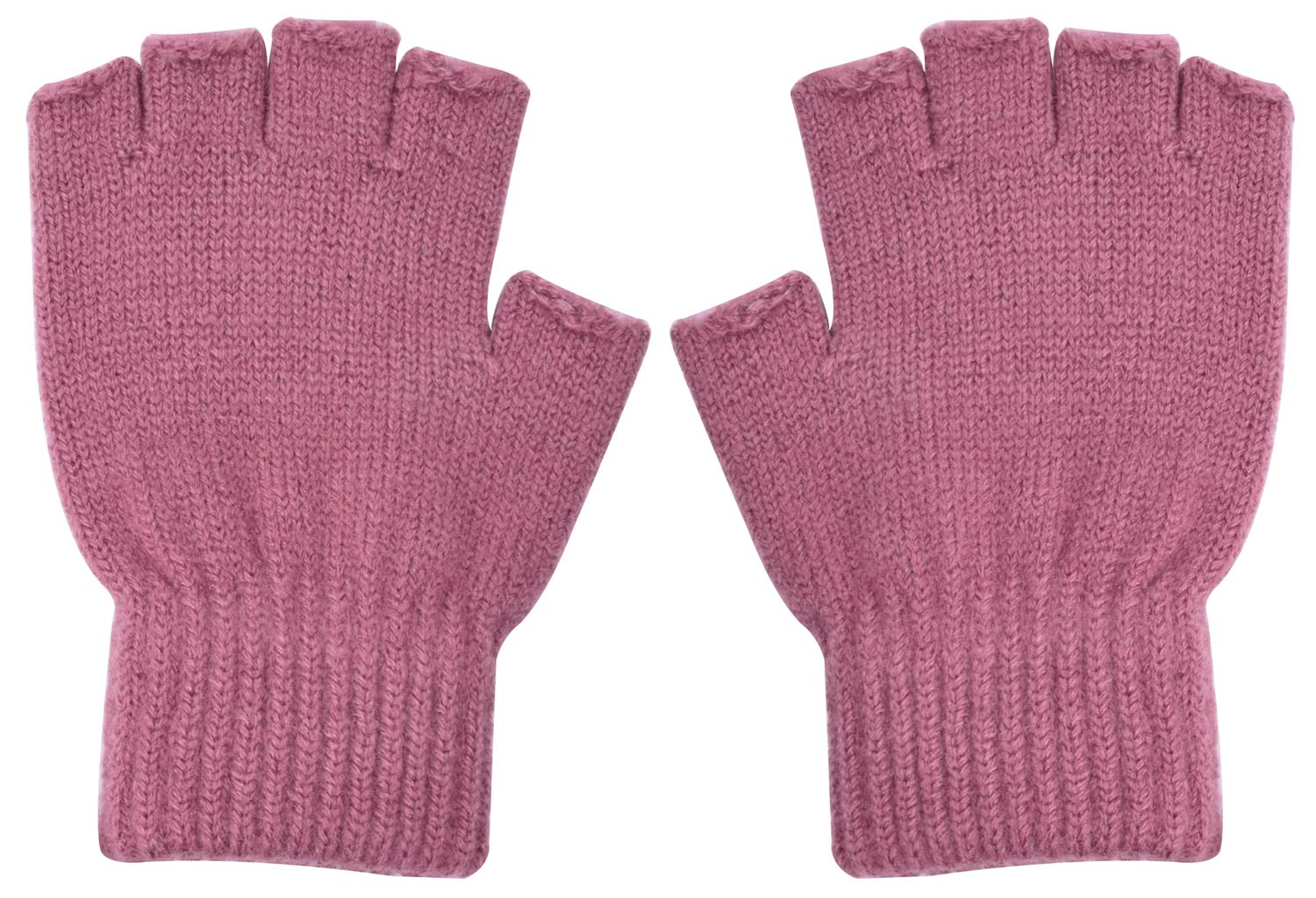 SUNNYTREE Kids Touch Screen Gloves Winter Magic Stretch Wool